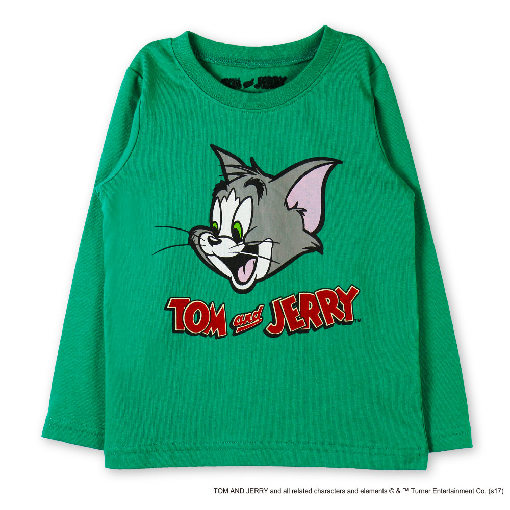 skeegee×TOM and JERRYトムTシャツ